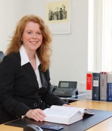 Kathrin Schräder - Fachanwältin für Familienrecht in Wolfsburg